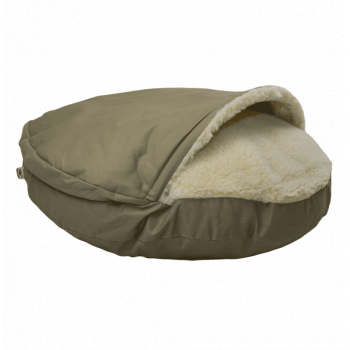 Snoozer Cozy Cave Large - Khaki