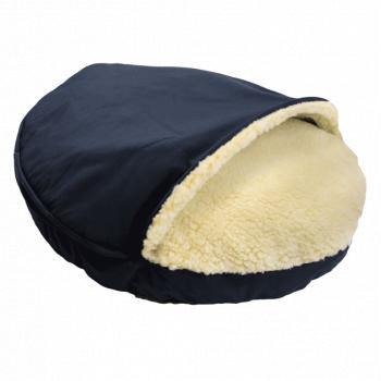 Snoozer Cozy Cave XL - Navy