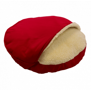 Snoozer Cozy Cave XL - Red