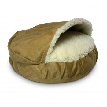 Snoozer Cozy Cave Large - Camel