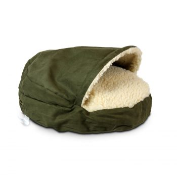 Snoozer Cozy Cave Large - Olive