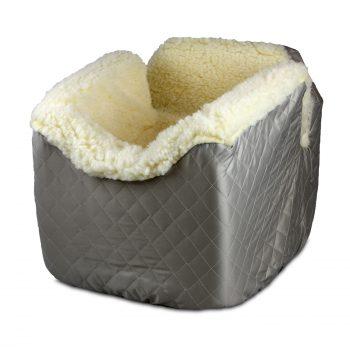 Snoozer Lookout I Honden Autostoel - Small - Grey (tot 8 kg)-0