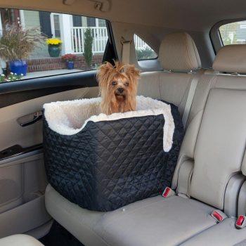 Snoozer Lookout I Honden Autostoel - Medium - Black (tot 11,5 kg)-0