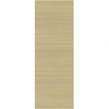 Ruggable Washable Rug - Solid Textured Cream (67 cm x 210 cm)-0