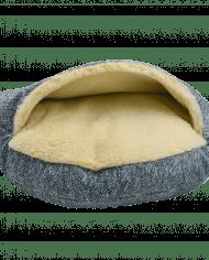 Snoozer Cozy Cave XL – Palmer Indigo – Show Dog-1465