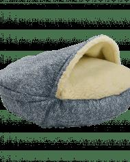 Snoozer Cozy Cave Large – Palmer Indigo – Show Dog-0