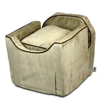 Luxury Snoozer Lookout II Honden Autostoel - Small - Buckskin (up to 8 kg) - Met opberglade-0